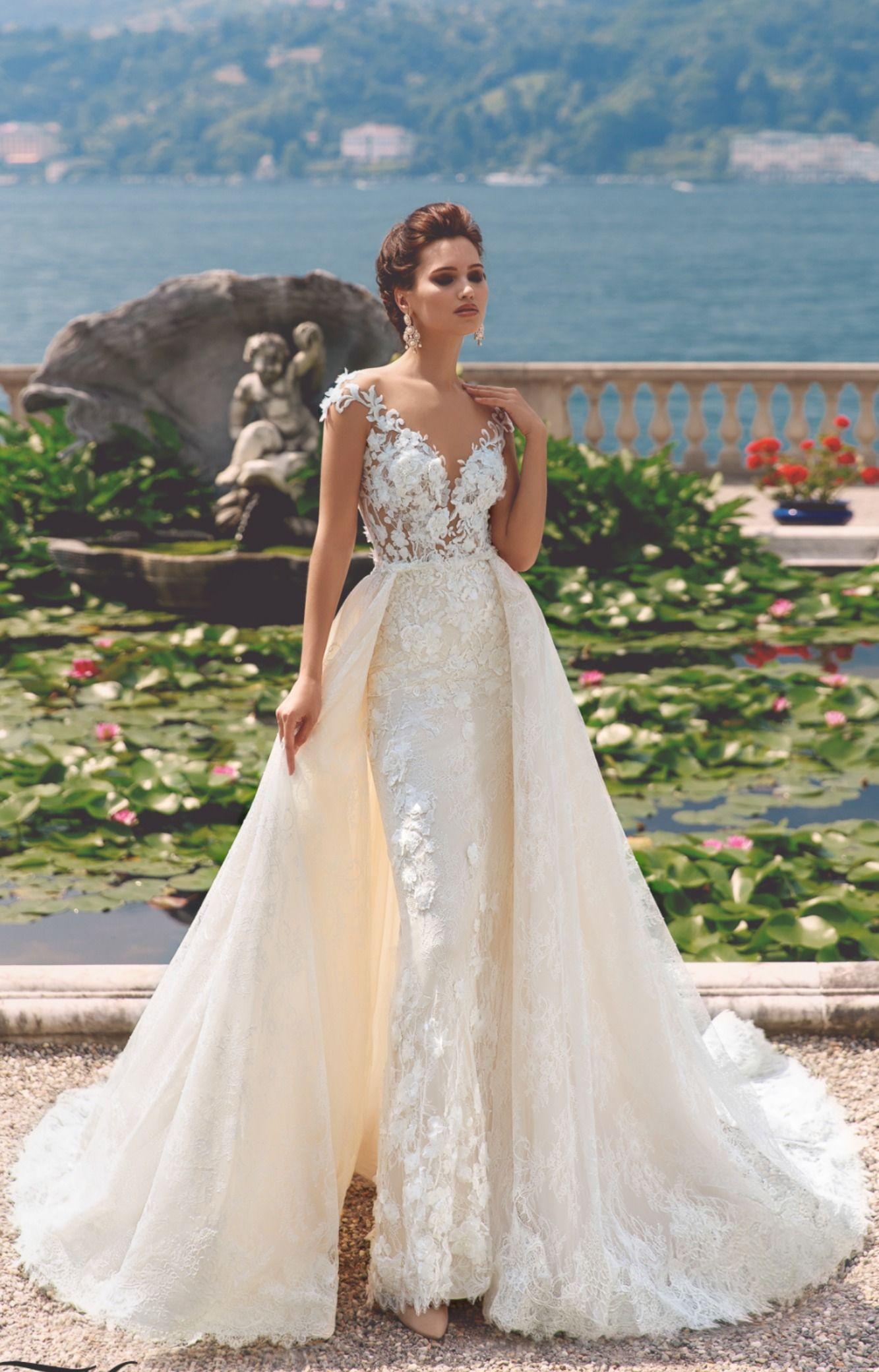 Karen Wedding Dress Queen Of The Hearts Collection Cheap Wedding Dress Detachable Train Wedding Dress White Lace Wedding Dress [ 2080 x 1333 Pixel ]