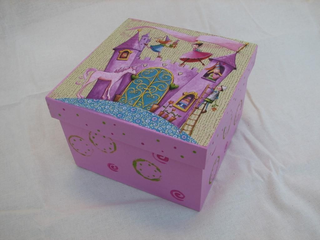 Cajitas decoradas buscar con google cajitas decoradas pinterest decoupage - Cajas infantiles decoradas ...
