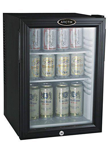 Arctik Sc40 Silent Mini Bar 40l Lockable Home Hotel Mini Fridge