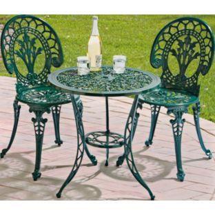 ascot 2 seater bistro patio furniture
