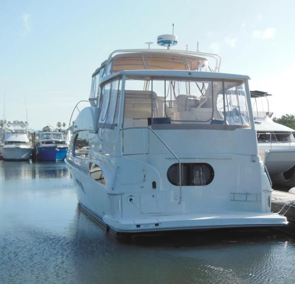 Used 2002 Silverton 43 Motor Yacht, Fort Lauderdale, Fl - 33301