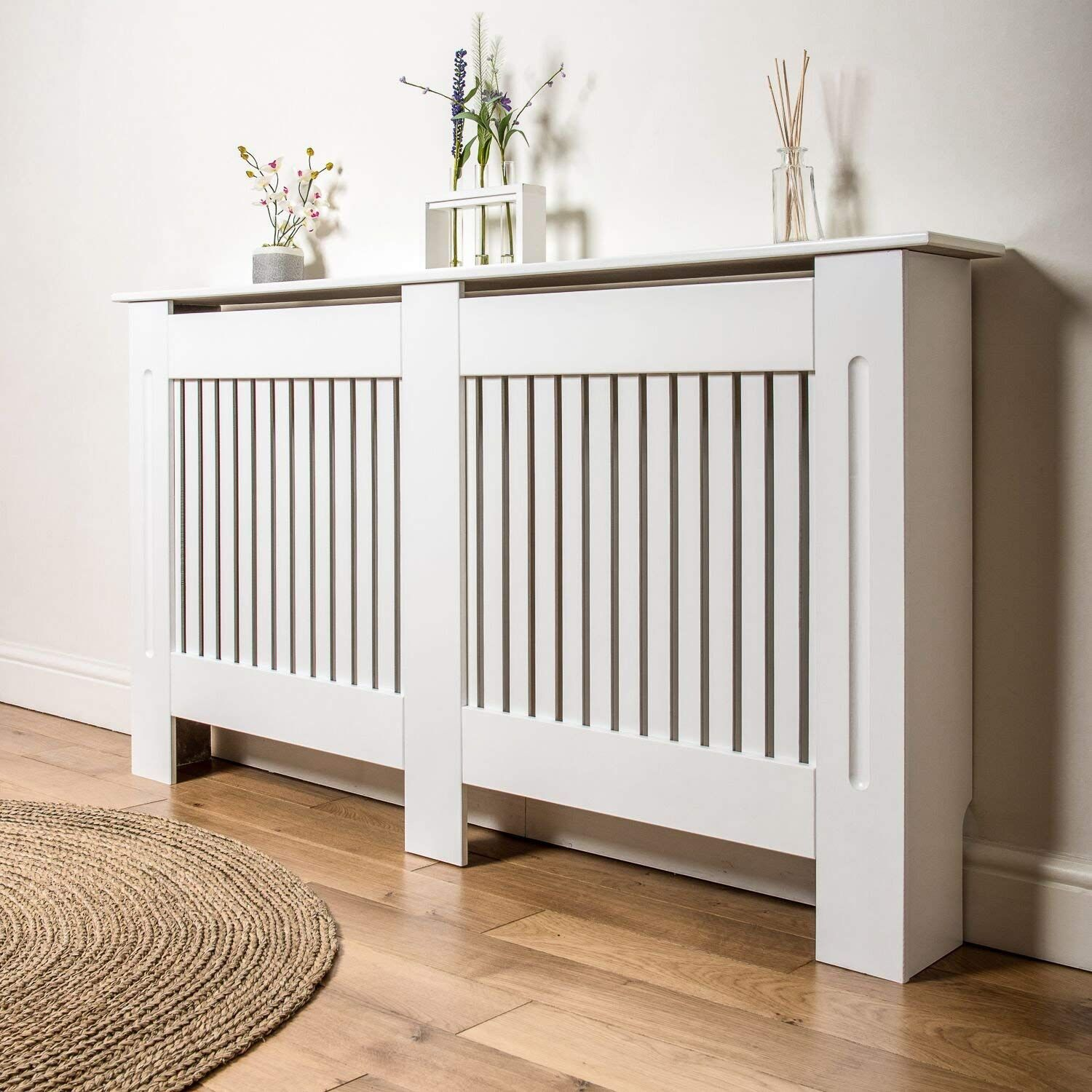 Home treats radiator cover small large adjustable small