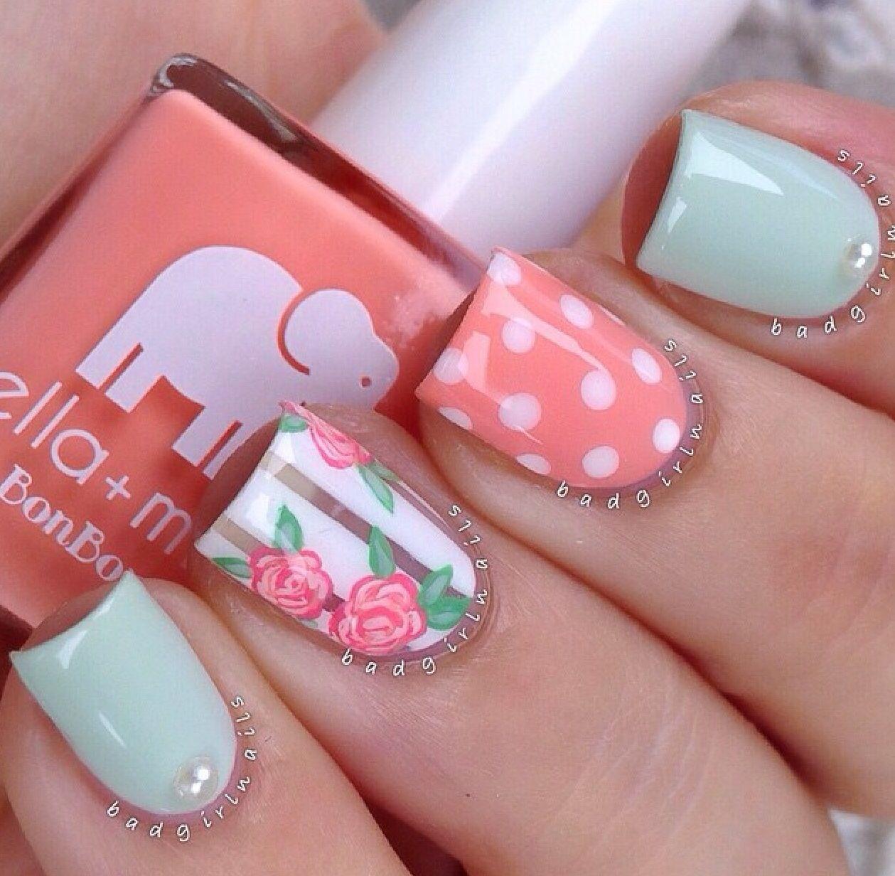 Pin von Alondra Rodriguez auf Nails | Pinterest
