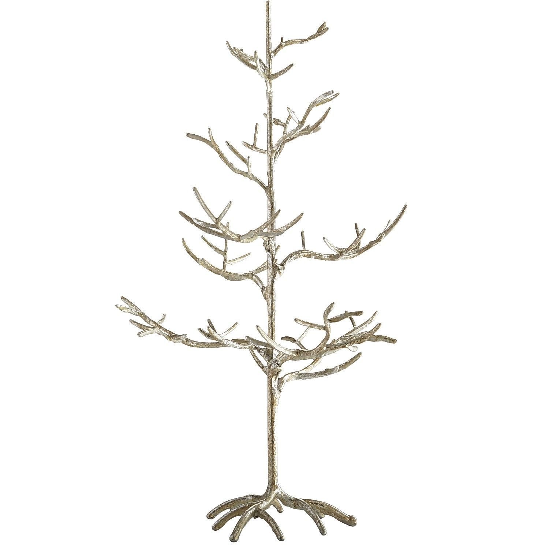 Hinged Branch Metal Ornament Tree Metal Ornament Tree Ornament Tree Display Metal Ornament