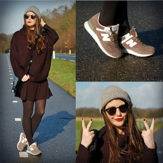 THE GIRL WITH NEW BALANCE SNEAKERS | Sporty Spice Lookbook | Pinterest | New Balance Sneakers, New Balance and Sneakers