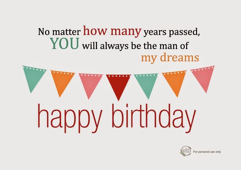 Birthday Wording Jpg 842 595 Bursdagshilsener Bursdag