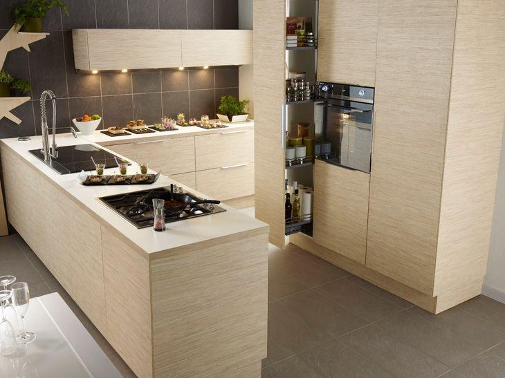 cuisines : styles et tendances | leroy merlin pour le tiroir qui