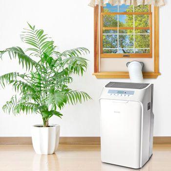 Eurodib By Chigo 13 000 Btu Portable Air Conditioner Portable Air Conditioner Air Conditioner Home Appliances