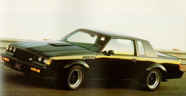 1987 buick grand national the best wheels pinterest buick rh pinterest com au