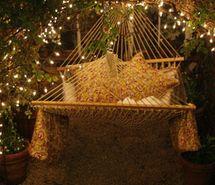 inspiring picture backyard fairy lights hammock home house inspiration  resolution inspiring picture backyard fairy lights hammock home house      rh   pinterest