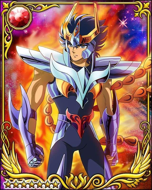 CDZ-Card 01-RED 07 Estrelas