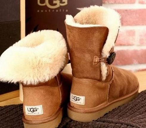 2a7ba256d7e Ugg Boots - I never thought I'd feel this way, but this is the first ...