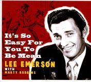 It's So Easy for You to Be Mean [CD]