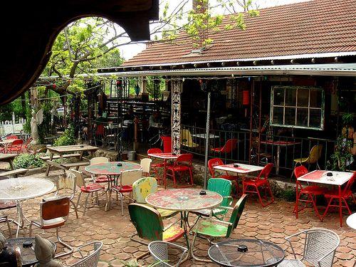 Spider House Cafe, Austin