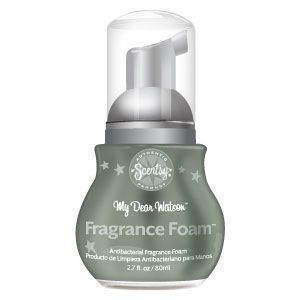 My Dear Watson Fragrance Foam Whose A My Dear Watson Fan
