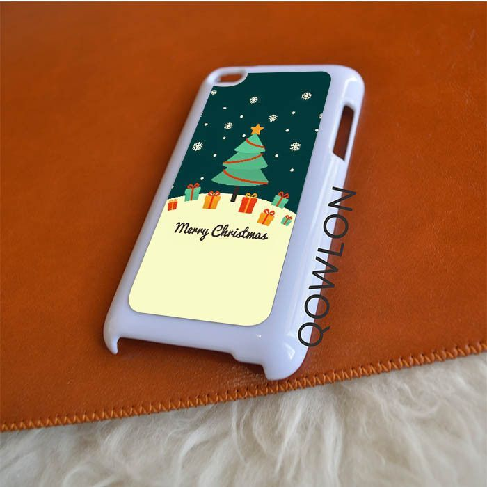 Cute Christmas Card Greeting iPod Touch 4 4TH GEN Case Products
