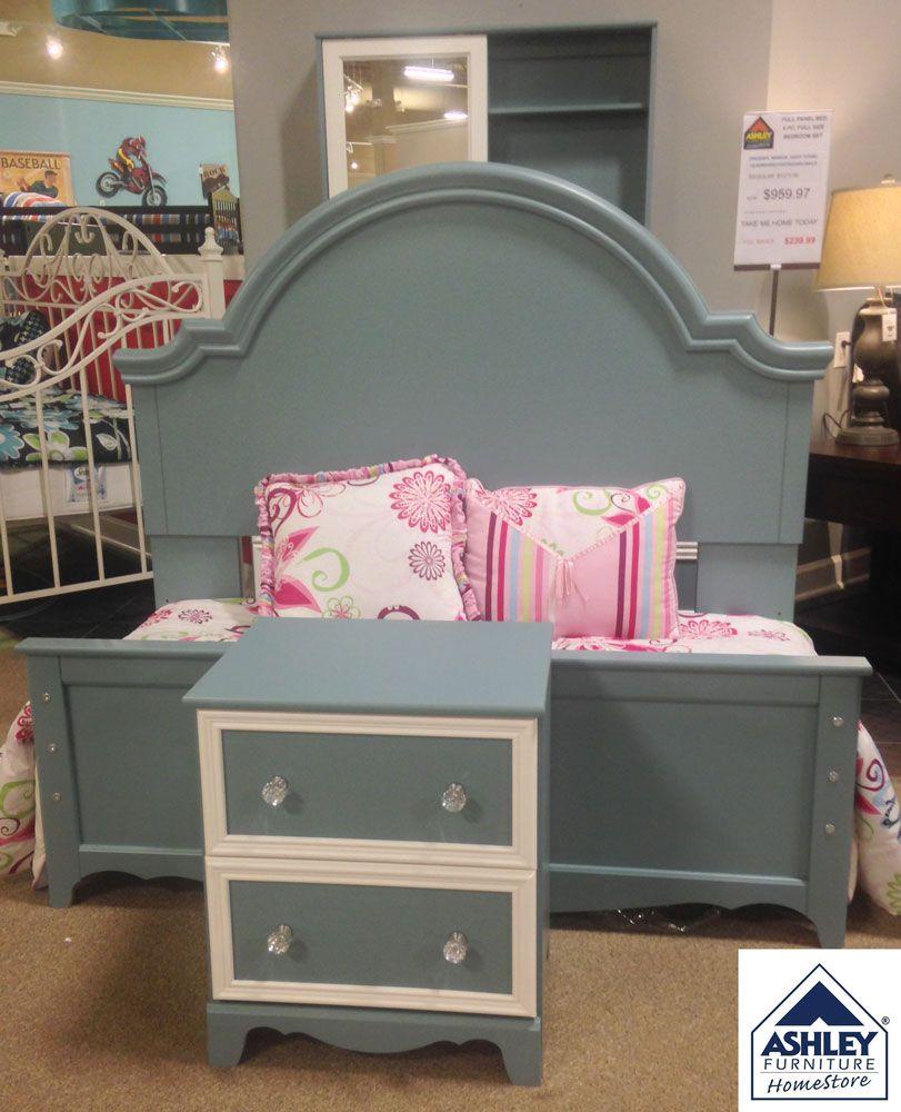 Full Panel Bed 6pc, Full size bedroom set Dresser