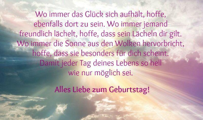 Spruche Geburtstag Freundin Tiefsinnig Birthday Wishes For Girlfriend Birthday Wishes Best Birthday Wishes
