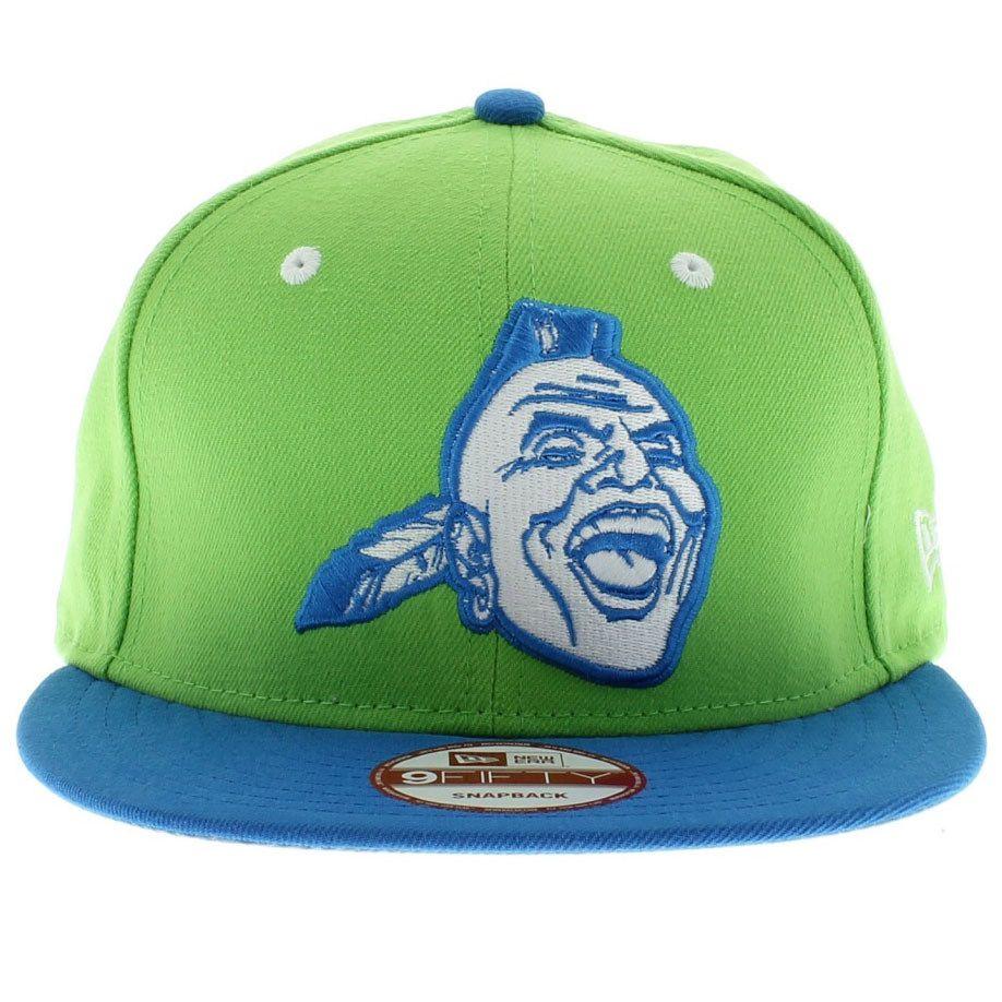 Atlanta Braves Lime Green Photo Blue Photo Blue Lime Green Green Photo