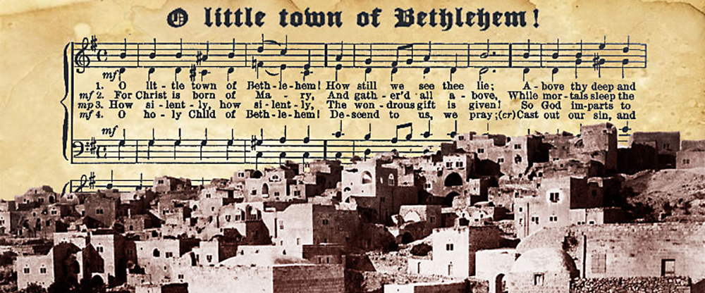 Hymn Story: O Little Town of Bethlehem   Christmas devotional, Hymn, Story