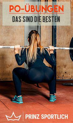 Eine schöne Kehrseite macht einiges her! Auf meinem Blog erfahrt ihr die besten Booty-Übungen. Auch die Männer sollten mal überlegen, den Po zu trainieren, verballert er doch einiges an Kalorien im Training! #goodcoreexercises