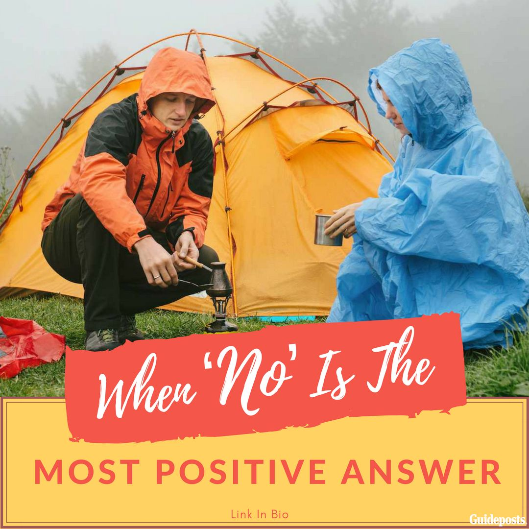 When 'No' Is The Most Positive Answer