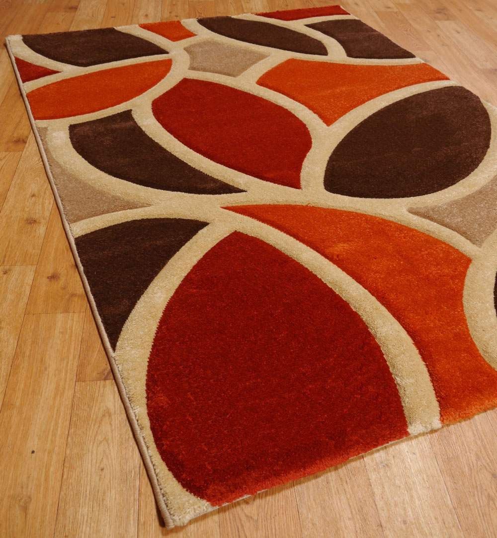 Terracotta Rugs Give A Room Warmth And Sophistication