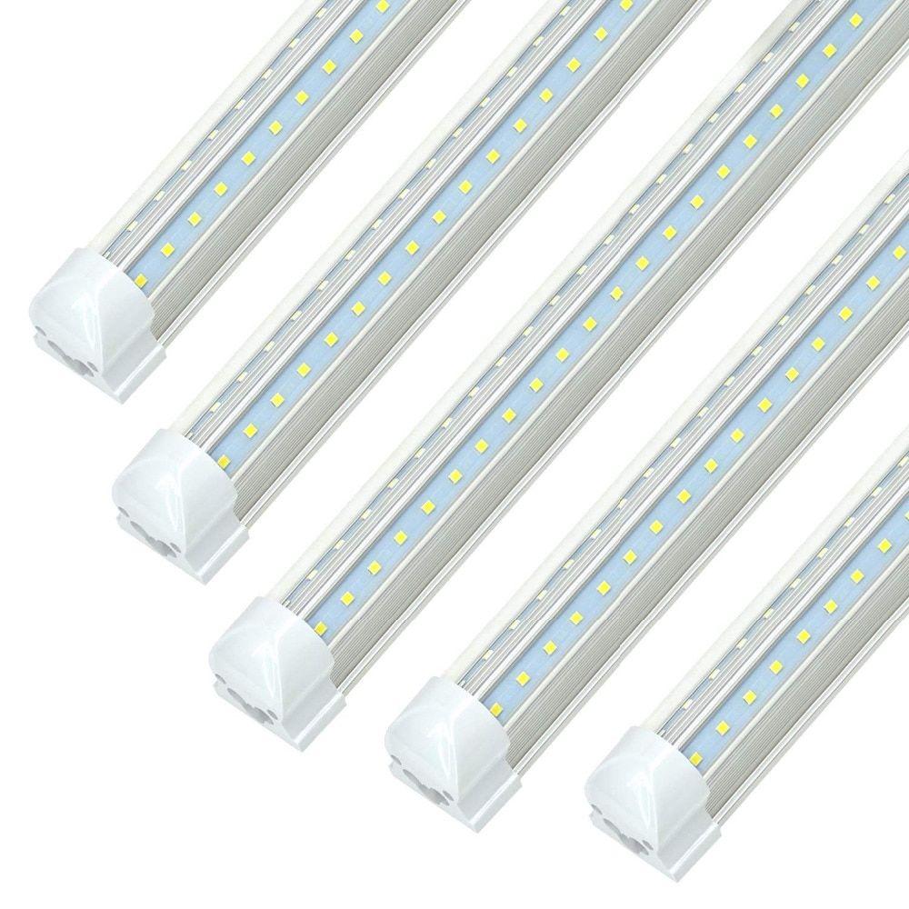 Find More Led Bulbs Tubes Information About V Shaped Led Tube Lights 2ft 3ft 4ft 5ft 6ft 8ft 270 Angle Bulb T8 Inte Led Tube Light Tube Light Led Shop Lights
