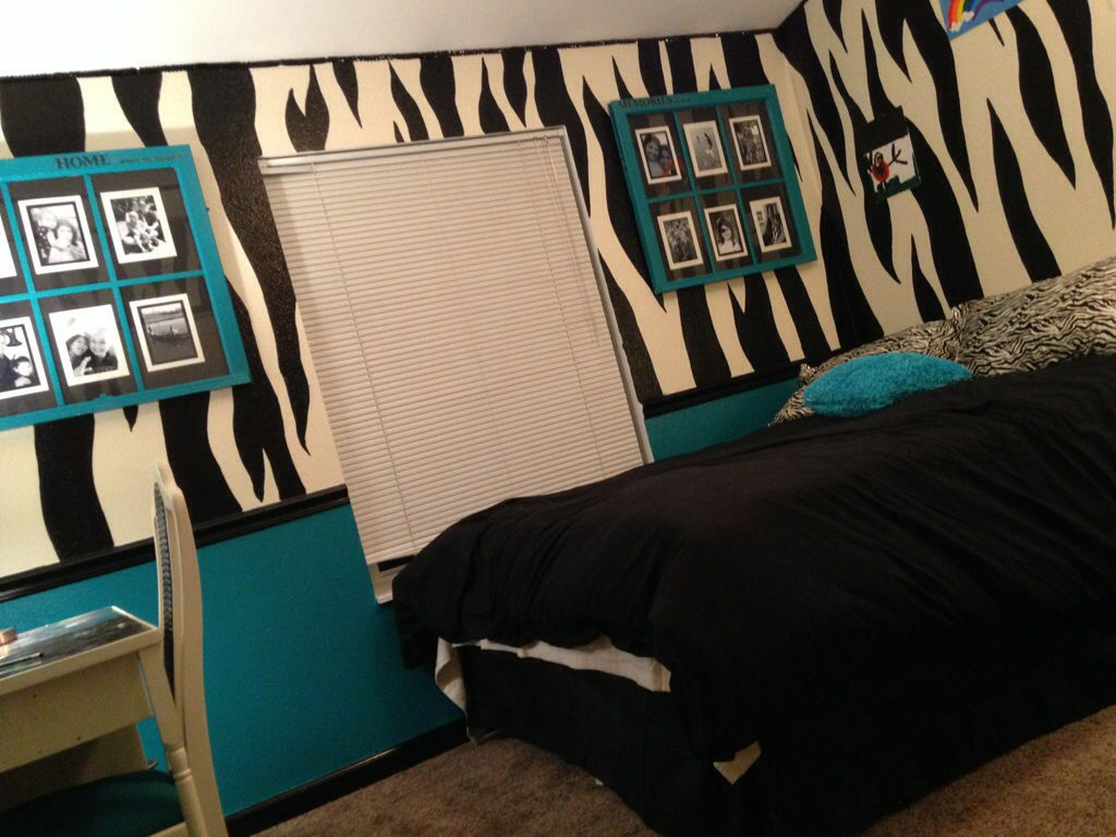 Wild room for a 9 year old.