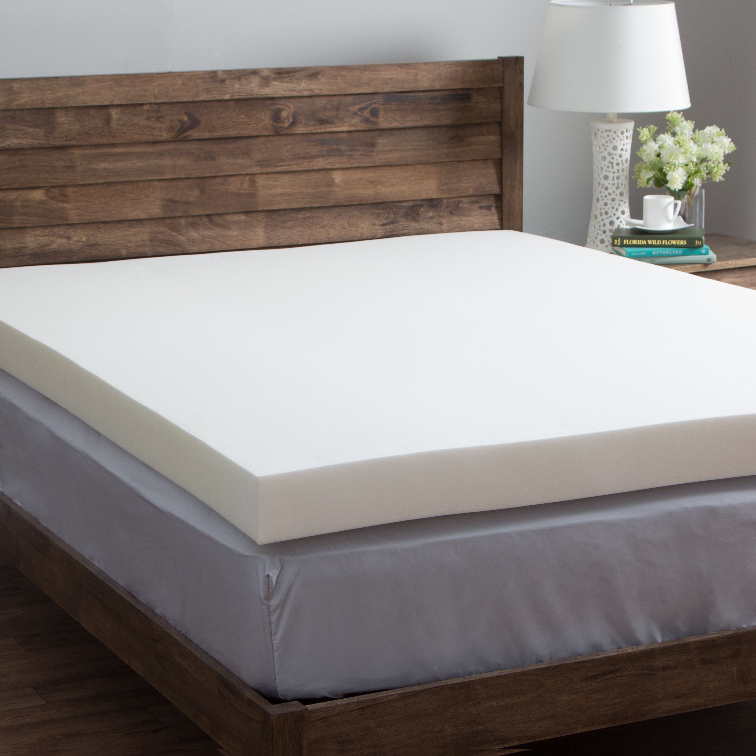 get a good night s rest with this ultra soft memory foam mattress