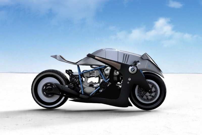 Bmw Typhoon Motorbike With Images Motorcycle Motorbikes Cafe