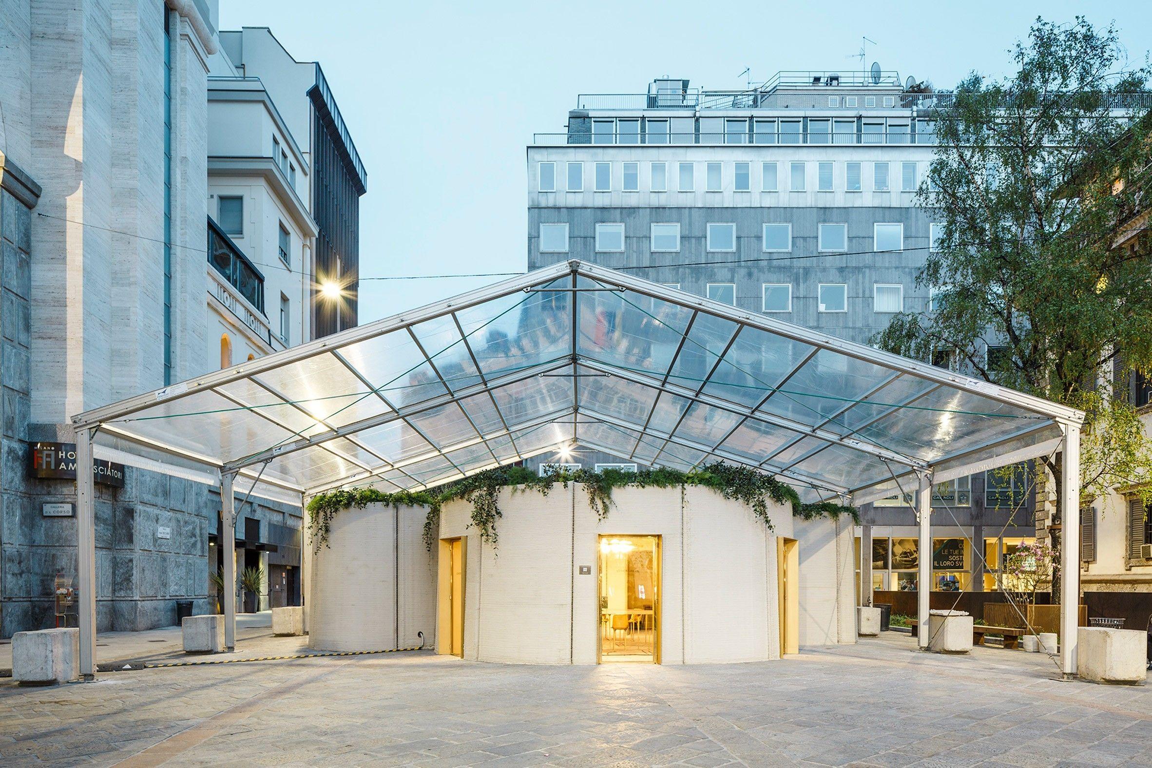 Verzauberkunst Moderne Wände Galerie Von 3 D Wände- Zukunftsweisende Inneneinrichtung Von Massimiliano