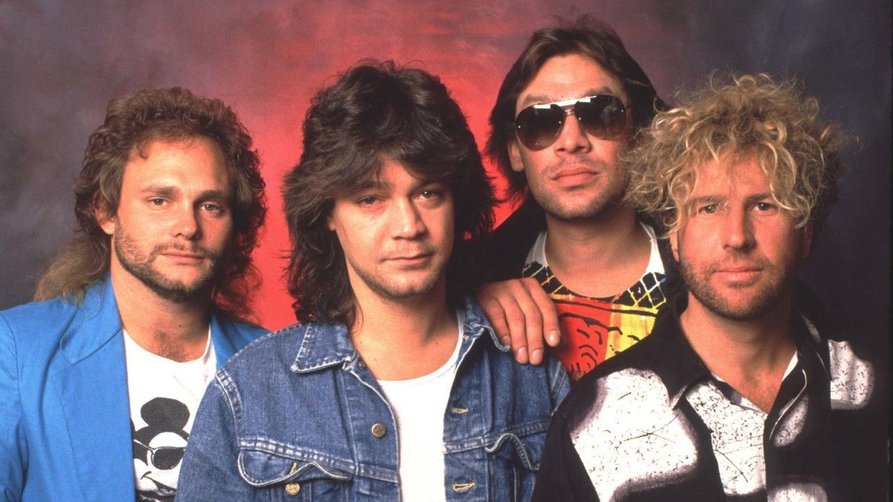 I Don T Know What I Been Livin On It S Not Enough To Fill Me Up I Need More Than Just Words Can Say I Need Everything This Van Halen Van