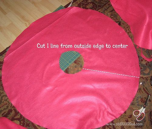 obSEUSSed Make a No-Sew Poodle Skirt. Seussical CostumesDiy ... & obSEUSSed: Make a No-Sew Poodle Skirt   mad camp   Pinterest ...