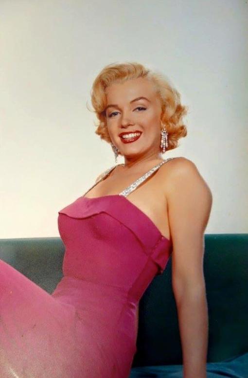 Marilyn Monroe   Photographer unknown, 1952.