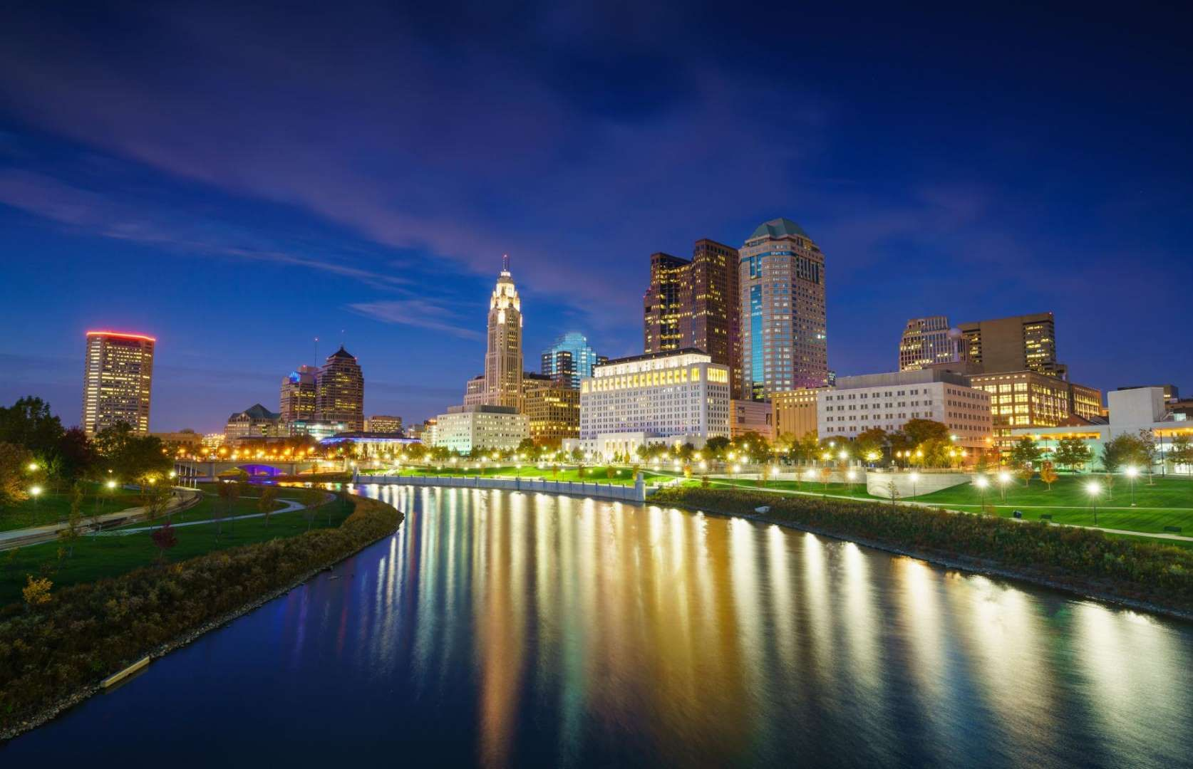 As the capital of Ohio, Columbus is certainly an exciting