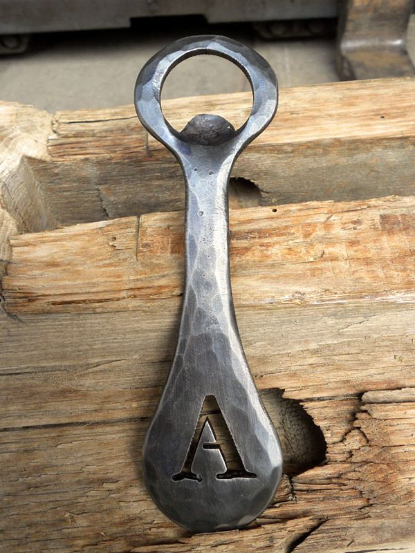 Cool handmade bottle opener