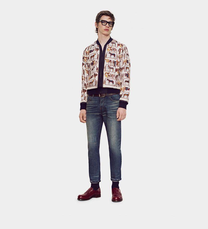 GUCCI Fall 2015 Otoño #Menswear #Trends #Tendencias #Moda Hombre