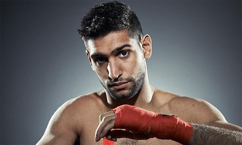 Pin On Amir Khan