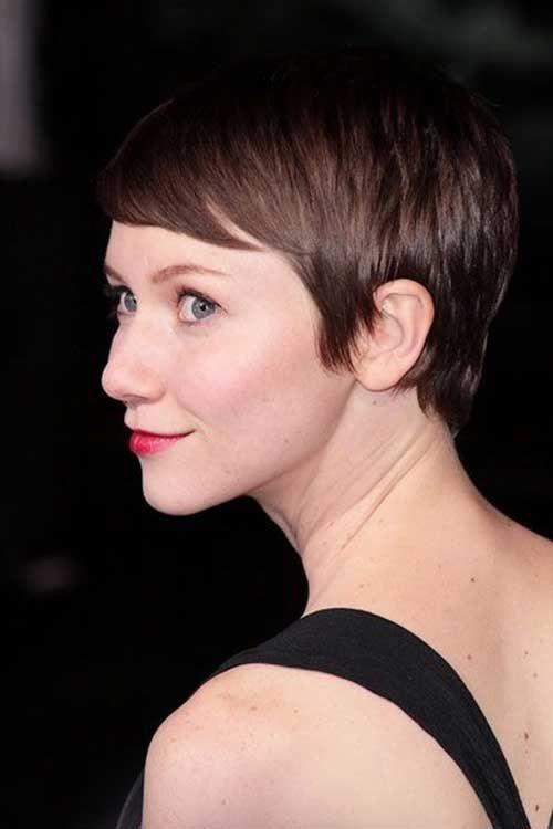 Best Short Haircuts For Straight Fine Hair In 2018 Short Hair