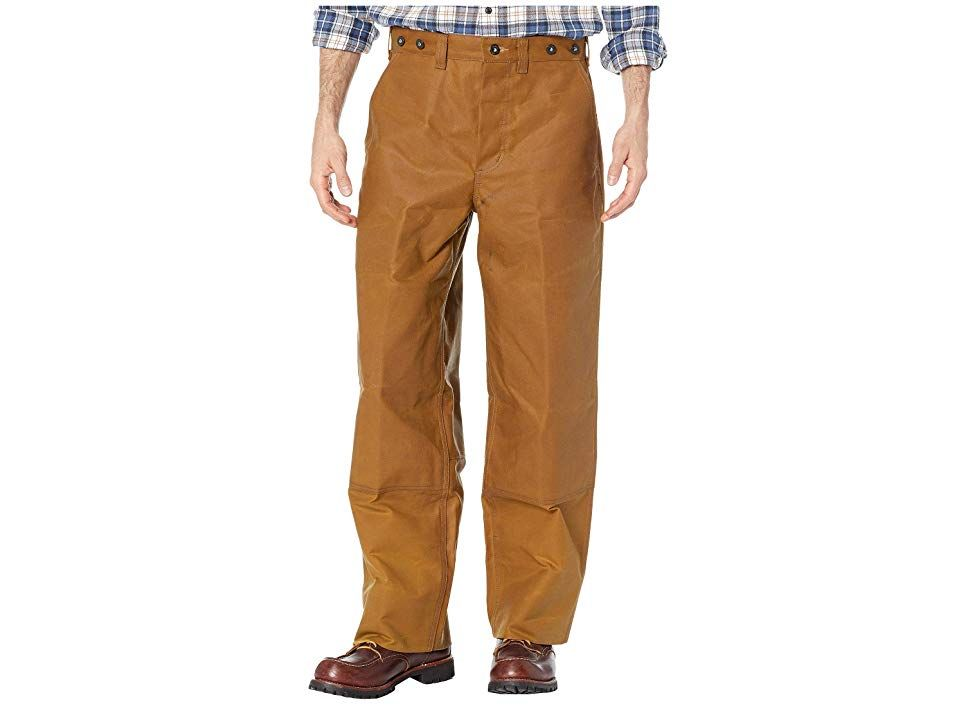 Filson single tin pants fit
