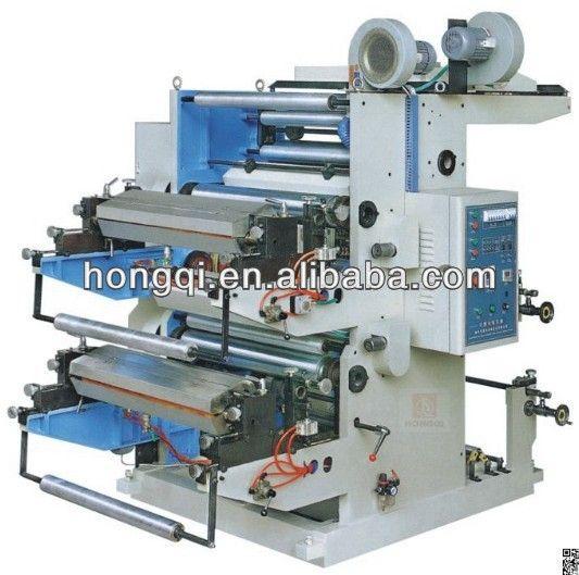 Used High Quality 2 Colours Flexo Printing Machine Price 1000 20000 Flexographic Printing Letterpress Printing Flexography Printing