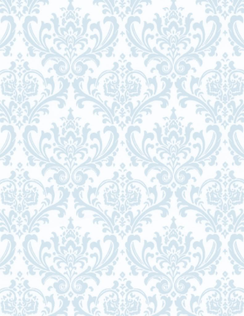 Blue Damask Wallpaper If We Cant Be Classy Can Fake