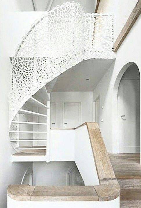 Staircase heaven | Interiér | Pinterest | Staircases, House goals ...