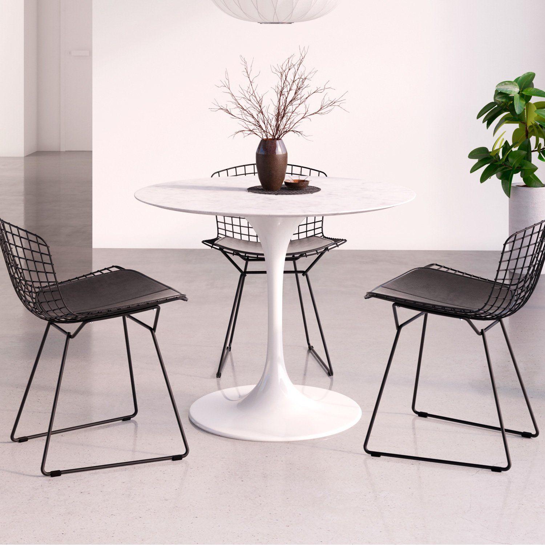 larkson carrara marble dining table marble dining tables carrara