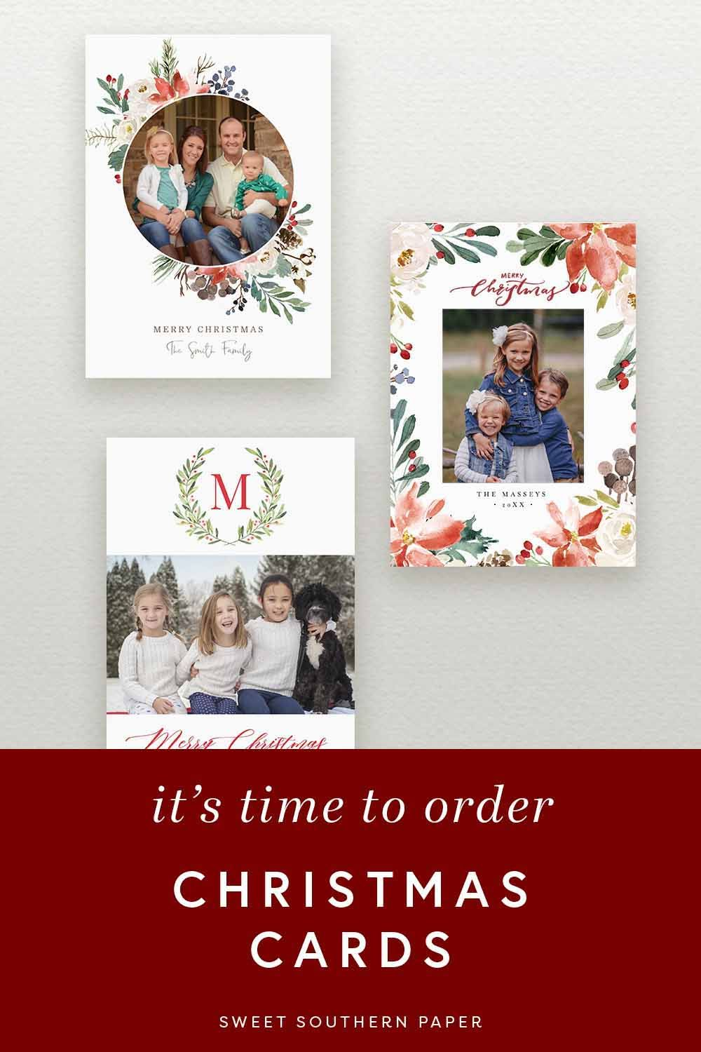 Edit and print your own Christmas cards using our editable templates! It's so easy, you can edit ...