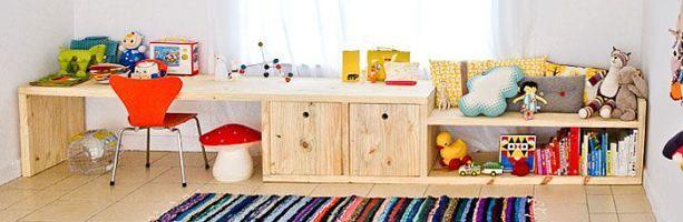 Chambre d 39 inspiration montessori kids things w 2019 escritorios para ni os muebles para - Amenagement chambre montessori ...