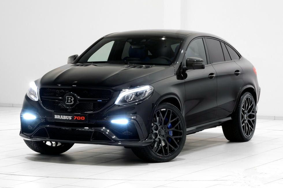 Gle 63 Coupe Facelift Max 850 Horsepower Mercedes Benz Gle