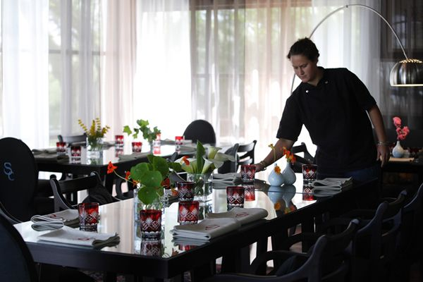 Taste the essence of the Cape`s flavours at Cuvée restaurant this summer
