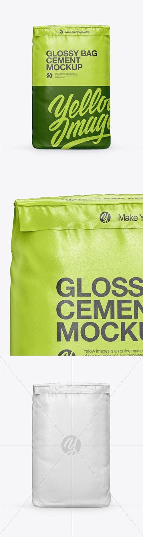 Download Glossy Cement Bag Mockup Mockups Free Psd Templates Bag Mockup Psd Template Free Glossier Bag